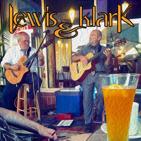 Lewis & Klark Guitar Duo Latin Flair CD